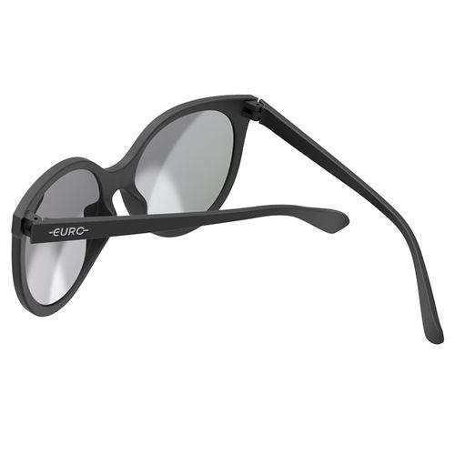 Óculos Euro Feminino Trendy Preto - euro 5925b89796