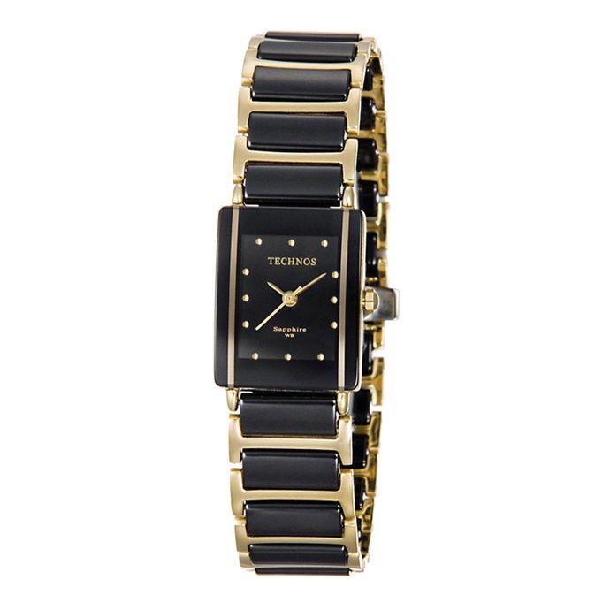dcdfad5ad28 Relógio Technos Feminino Ceramic Saphire