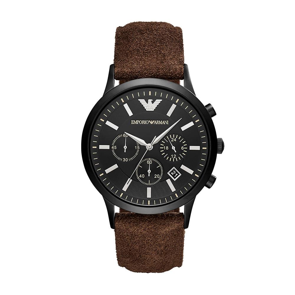 139c830b41f Relógio Emporio Armani Masculino - AR11078 2PN - timecenter