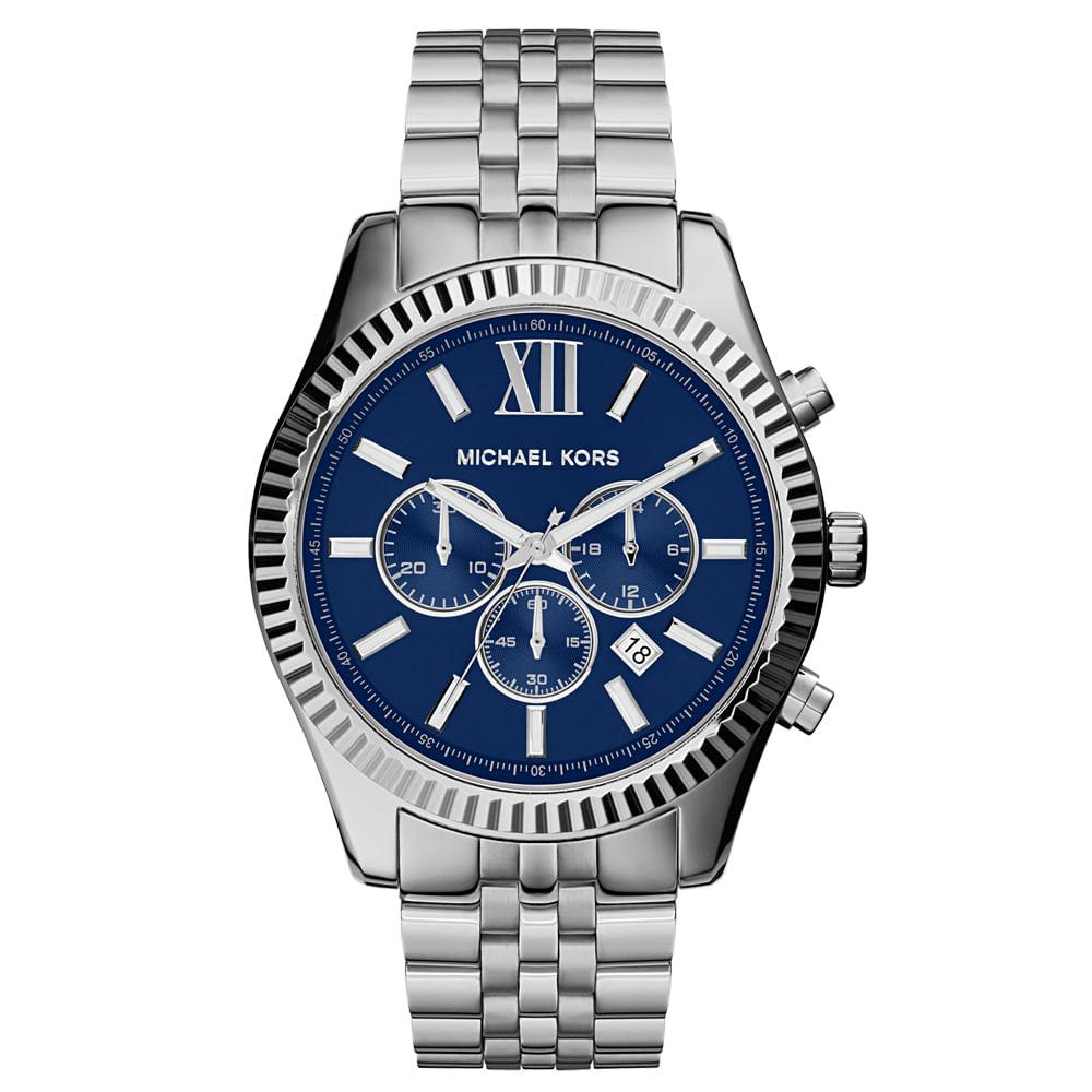 d3018a07a1045 Relógio Michael Kors Feminino - MK8280 1AN - timecenter