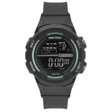 Relógio Mormaii Masculino Wave Preto - MO0201/8V