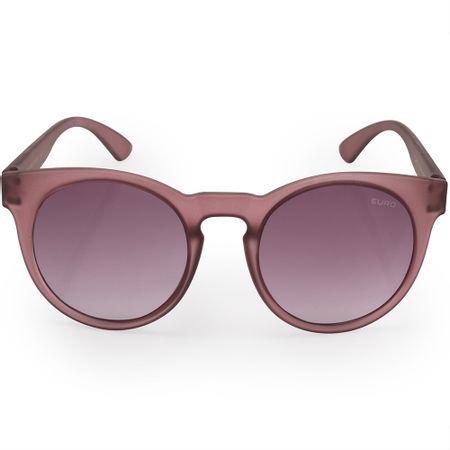 Óculos Euro Feminino Fashion Fit Bordô E0019B6837/8N