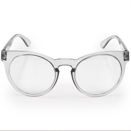 118263b841f3c Óculos Euro Feminino Fashion Fit Transparente E6001D8951 8W