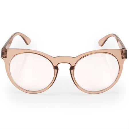 Óculos Euro Feminino Fashion Fit Nude E6001B4651/8X