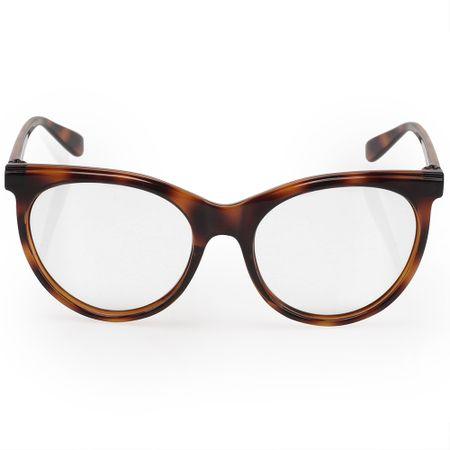 Óculos Euro Feminino Classic Cat Tartaruga E6002F2153/8S