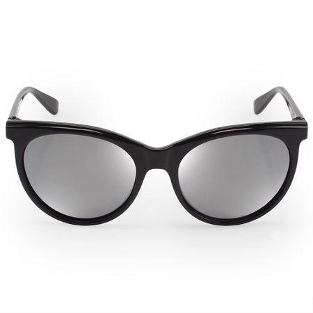 Óculos Euro Feminino Classic Cat Preto E0022A0209/8P