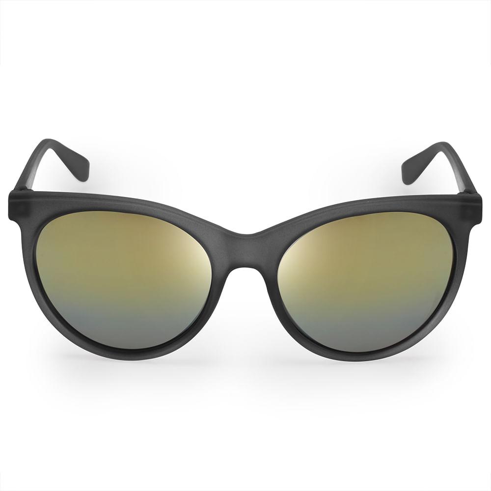 4a6572f42 Óculos Euro Feminino Classic Cat Preto E0022D5999/8F - timecenter