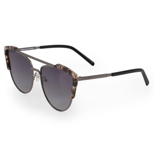 c02b5560e Óculos Euro Feminino Acetato Hit Prata E0002D1633/4C - euro