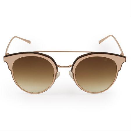 Óculos Euro Feminino Rosé Power Dourado E0011E2934/4J