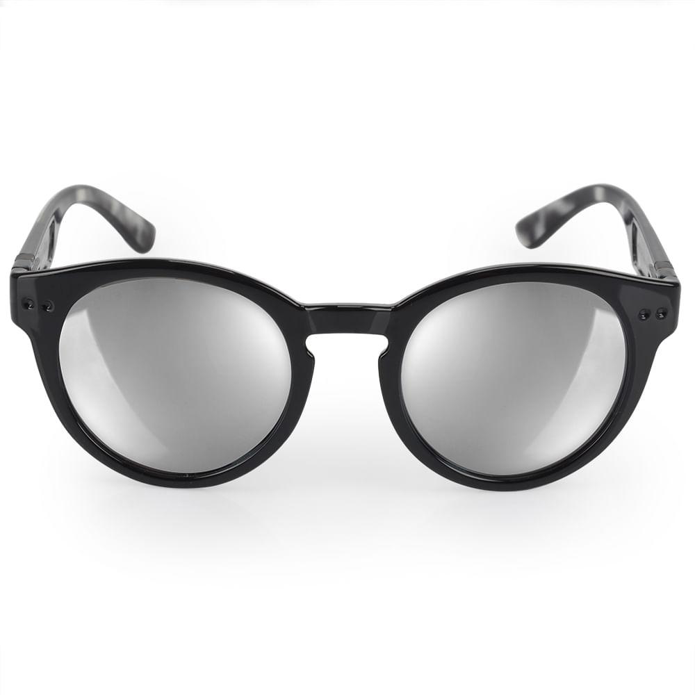 Óculos Euro Feminino Redondo Fashion Tartaruga E0023A6180 8P ... d6c39bf0b4