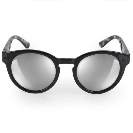 Óculos Euro Feminino Redondo Fashion Tartaruga E0023A6180/8P