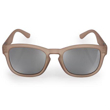 Óculos Euro Feminino Redondo Fashion Nude E0024B6309/8X