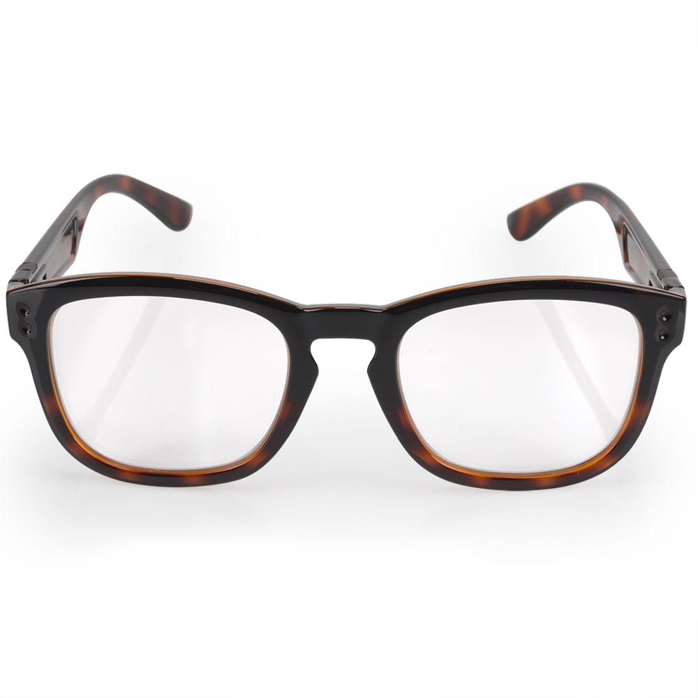 Óculos Euro Feminino Retangular Power Tartaruga E6006ADB51 8S ... 018939a5de