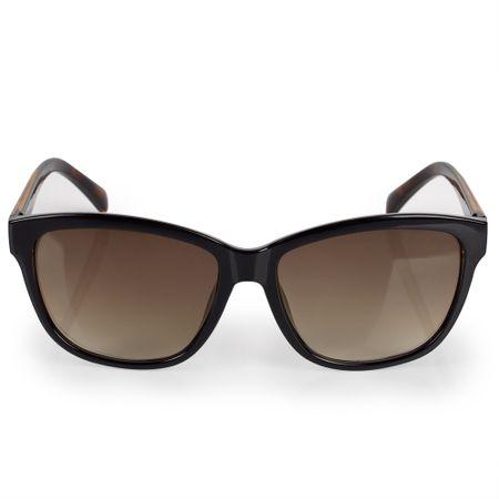 Óculos Euro Feminino Quadrado Colors Preto E0018A3134/4P
