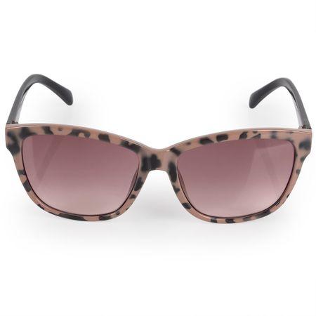 Óculos Euro Feminino Quadrado Colors Nude E0018FD137/4P