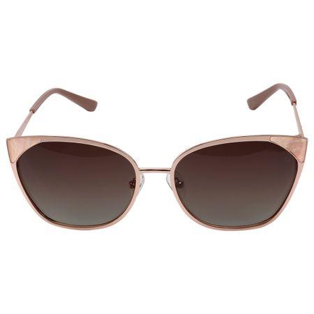 Óculos Euro Feminino Gatinho Rosé E0012E2934/4J
