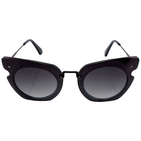 Óculos Euro Feminino Camadas Power Preto E0016D4733/4P