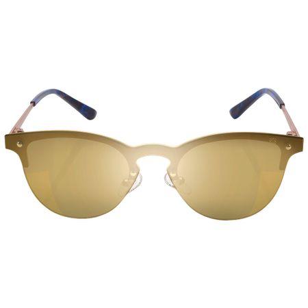 Óculos Euro Feminino Unique Shape Prata E0013D4709/4K