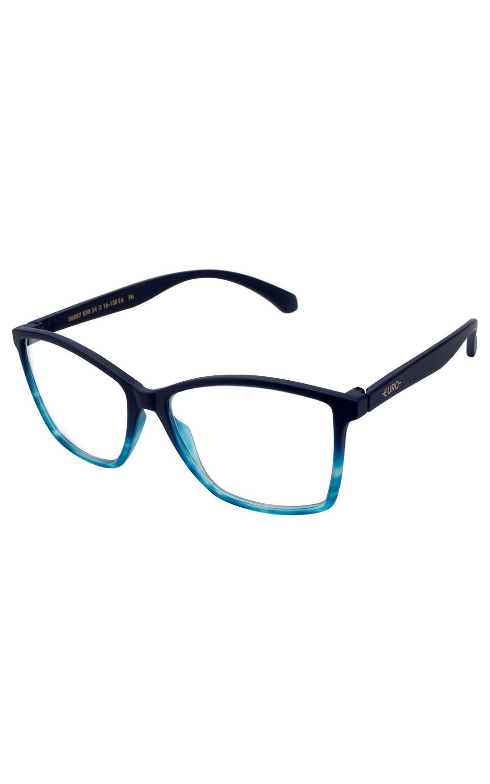 Foto 2 - Óculos Euro Feminino Color Fun Preto E6007K9854/8A