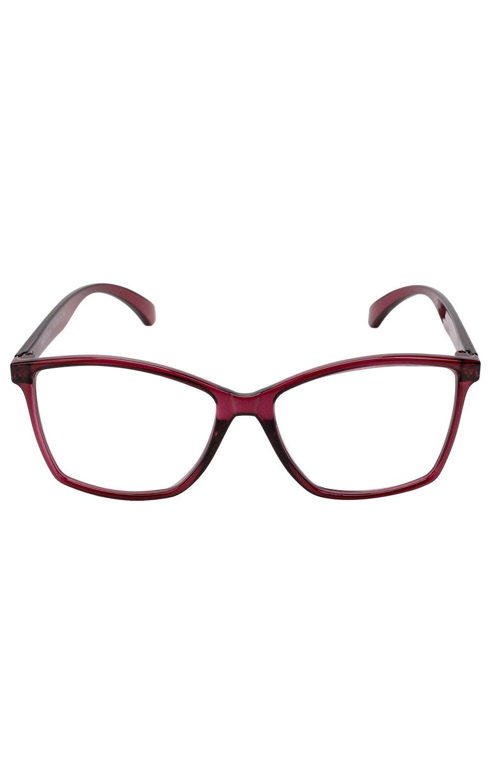 Foto 1 - Óculos Euro Feminino Color Fun Vermelho E6007C2354/8R