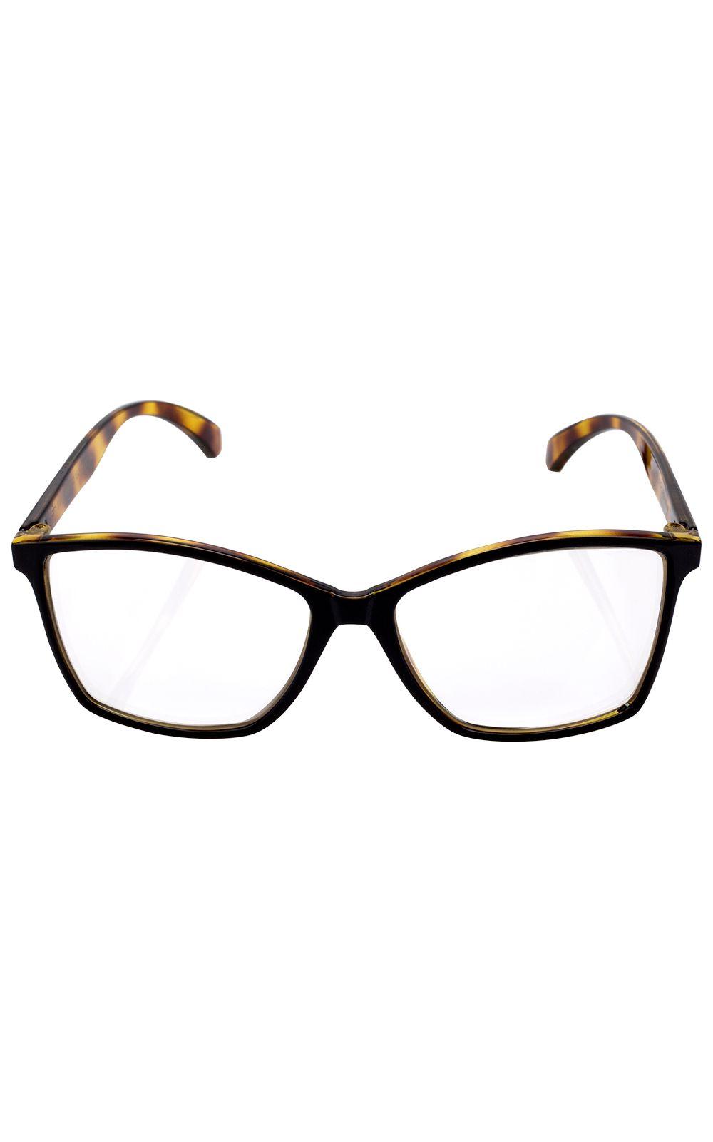 Foto 1 - Óculos Euro Feminino Color Fun Tartaruga E6007AFU54/8Y