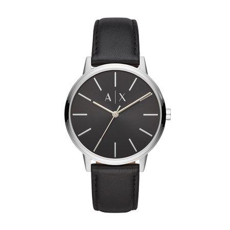 Relógio Armani Exchange Masculino Basic Prata AX2703/0PN