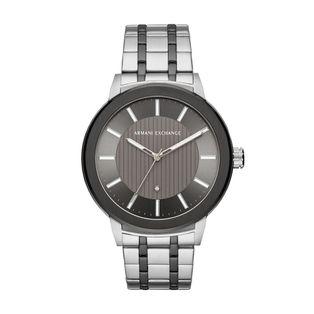 5a3467b0afd AX14641KN Ver mais. AX1464 1KN Relógio Armani Exchange Masculino Maddox  Prata R  1.429