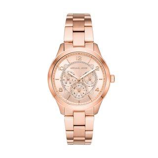 Relógio Michael Kors Feminino Runway Rosé MK6589 1JN 9d78fca0e3
