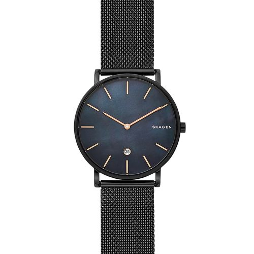 Relógio Skagen Masculino Galaxy Preto SKW6472/1PN