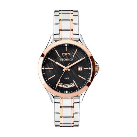Relógio Technos Trend Bicolor 2350AH/5P
