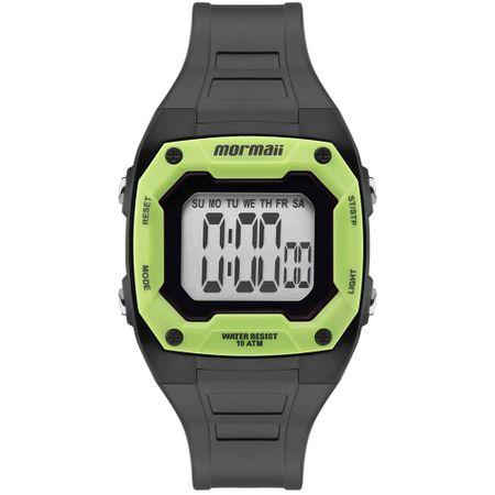 Relógio Mormaii Infantil Nxt Cinza MO9451AC/8V