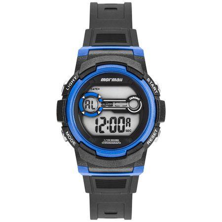 Relógio Mormaii Infantil Nxt Preto MO0200/8A