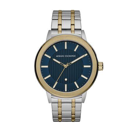 Relógio Armani Exchange Masculino Clássicos E Diferenciados Bicolor AX1466/1KN