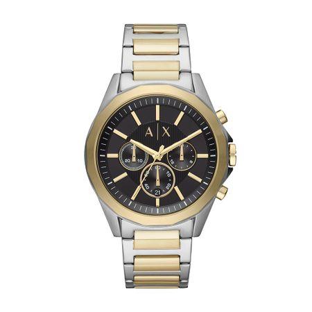 Relógio Armani Exchange Masculino Clássicos E Diferenciados Bicolor AX2617/1KN