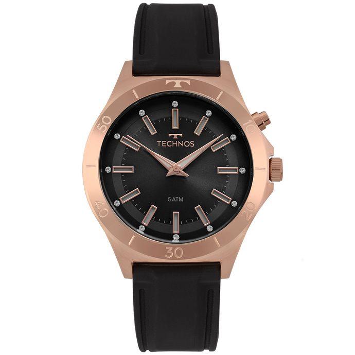 dcaf976cb1cdc Relógio Technos Feminino Trend Rosé Y121E3AB 8P