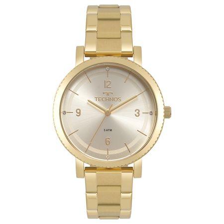Relógio Technos Feminino Dress Dourado 2035MPR/4X