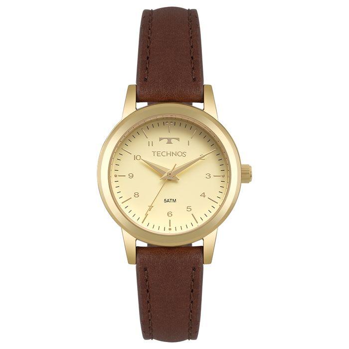 3b592bfdb1b Relógio Technos Feminino Boutique Dourado 2035MOW 2X - technos