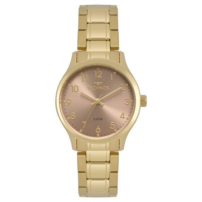 Relógio Technos Feminino Boutique Dourado 2035MPF 4T 1d2531abe2