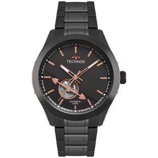 49b995d36573c 82S0AC4P 1 Ver mais · 82S0AC 4P Relógio Technos Masculino Automatico Preto  ...