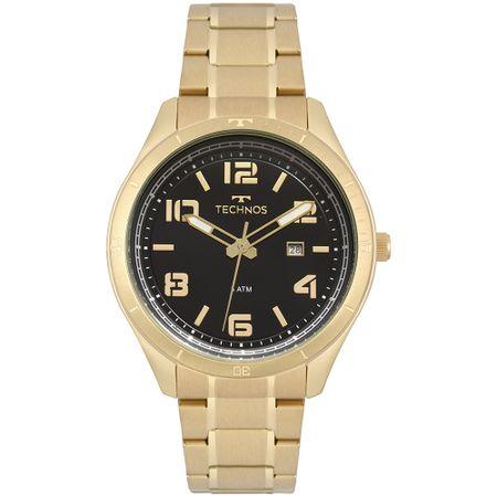 Relógio Technos Masculino Racer Dourado 2115MPC/4P