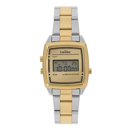 Relógio Condor Feminino Mini Bicolor COJH512AA/5D