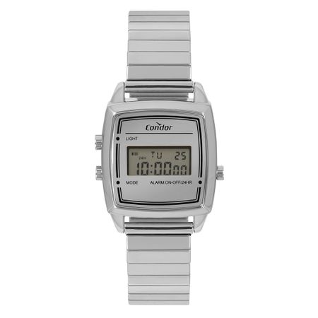 Relógio Condor Feminino Mini Prata COJH512AB/3K