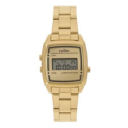 Relógio Condor Feminino Mini Dourado COJH512AC/4D