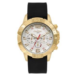 d74851e2ecd COVD54BE2K Ver mais. COVD54BE 2K Relógio Condor Masculino Civic Dourado R   ...