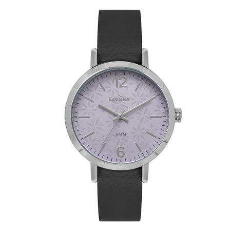 Relógio Condor Feminino Bracelete Prata CO2035KYP/K2G