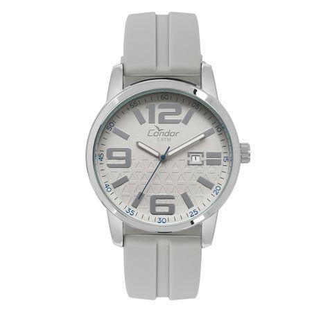 Relógio Condor Masculino Speed Prata CO2115KUM/K2C