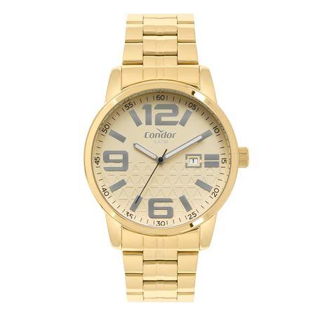 Relógio Condor Masculino Speed Dourado CO2115KUO/K4D