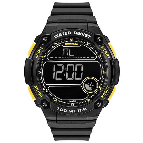 6dbfbd76bdc Relógio Mormaii Masculino Acqua Preto MO3670 8Y - timecenter