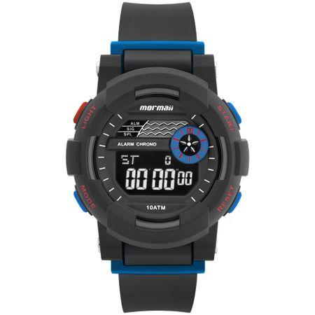 Relógio Mormaii Infantil Nxt Preto MO9081AA/8A