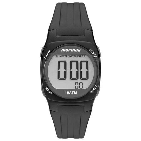 Relógio Mormaii Infantil Nxt Preto MOKG00/8P